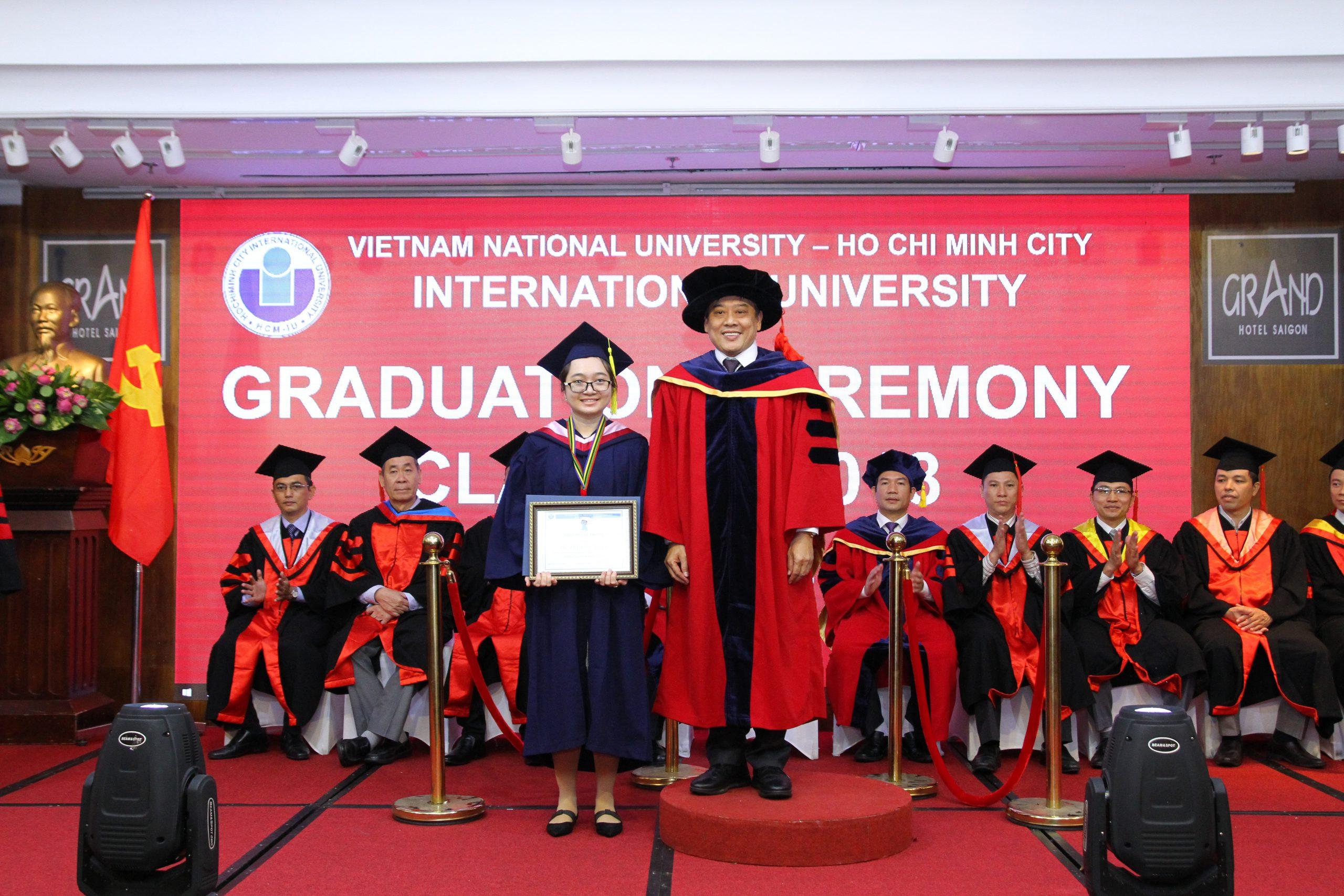 Lễ tốt nghiệp Sau Đại học năm 2019