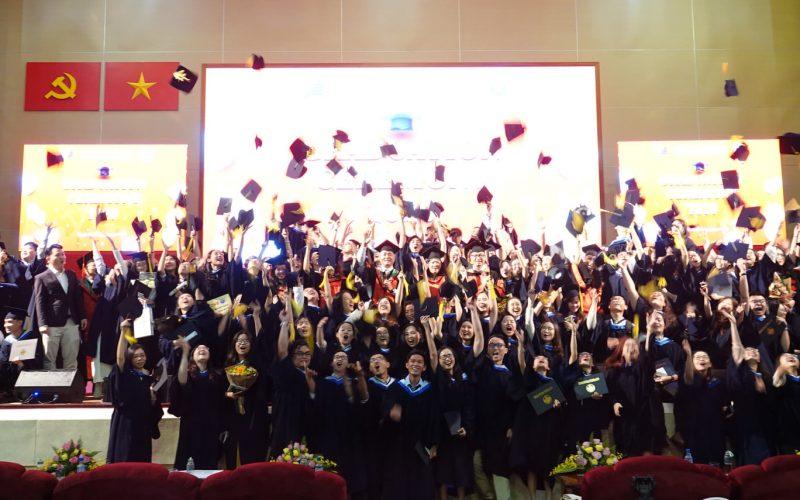Lễ tốt nghiệp ngày 09 & 10/01/2021 của trường Đại học Quốc tế – ĐHQG.HCM