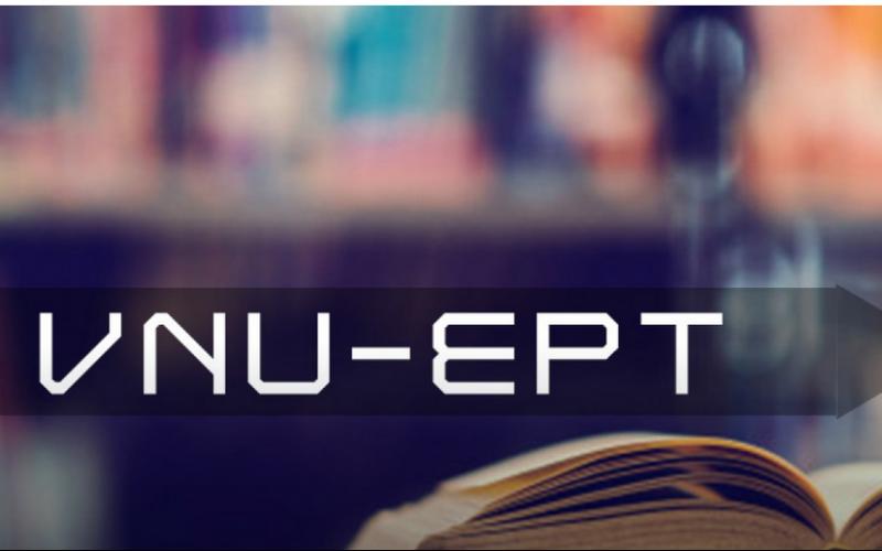 Thông tin về kỳ thi chứng chỉ tiếng Anh VNU-EPT